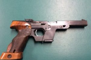 Walther .22lr Pistol Image